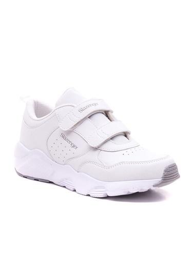 Slazenger Slazenger FREYA Sneaker Kadın Ayakkabı  Beyaz